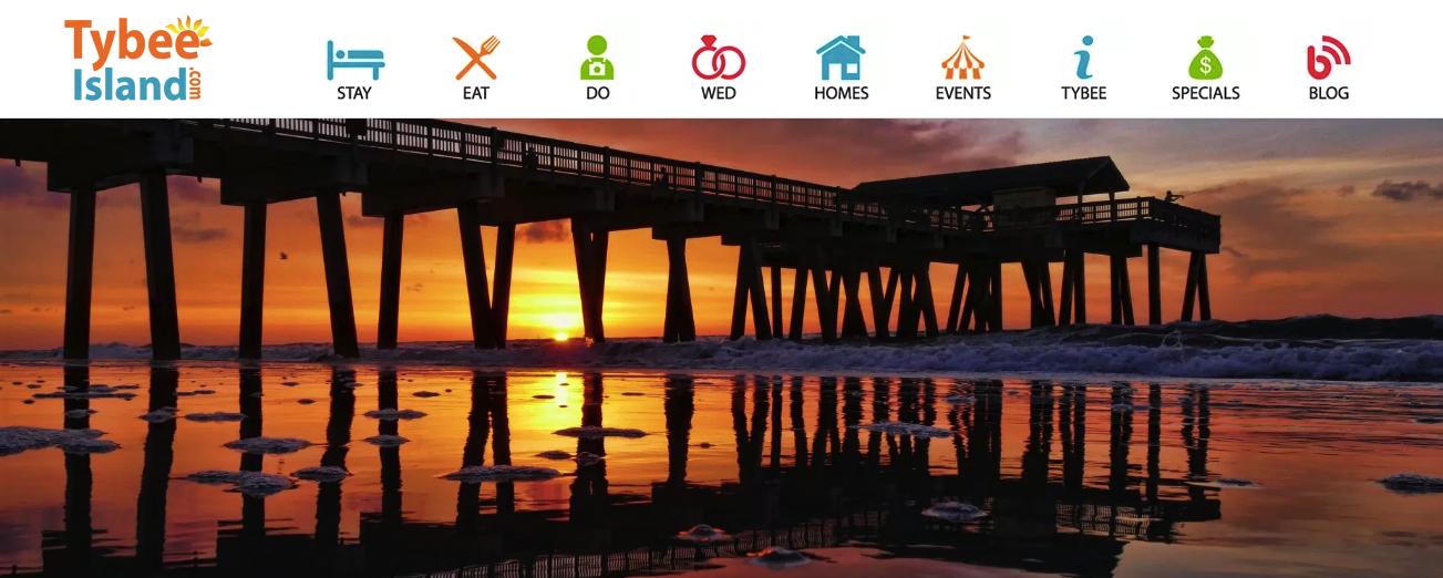 Discover Tybee Island Brochure